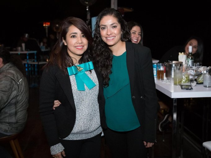 Viridiana Soto y Karla Anguiano