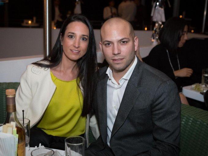 Antonella Pino y Josue González