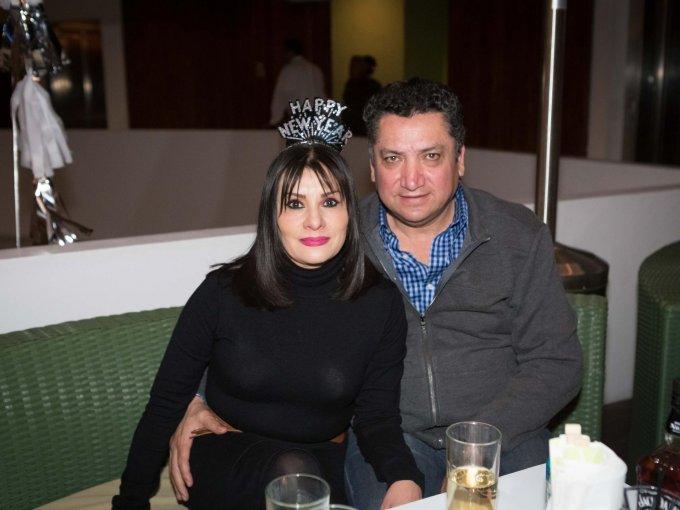 Maricela Gómez y Jaime González