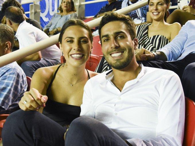 Paulina Chedraui y José Chedraui