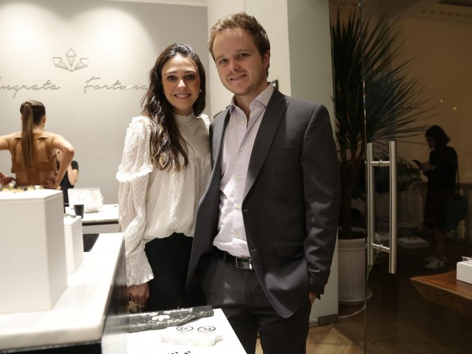 Paloma Kohn y Toño Arrieta
