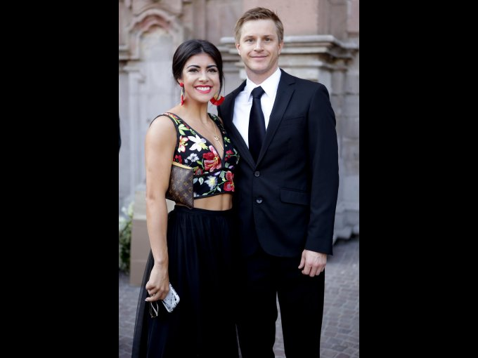 Ina Tomlen y Jack Lowsen