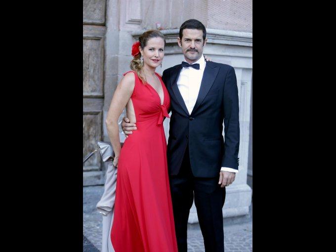 Karla Ibarrola y Arturo Nelson