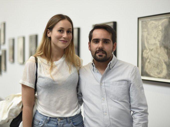 Regina Montemayor y Jos Rubio