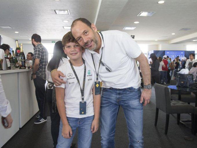 Enrique Rojas y Enrique Rojas