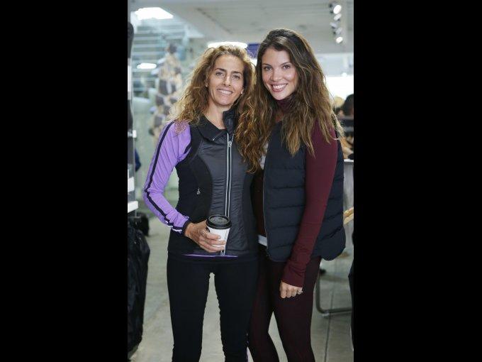 Paola Saad y Paola Tabachnik