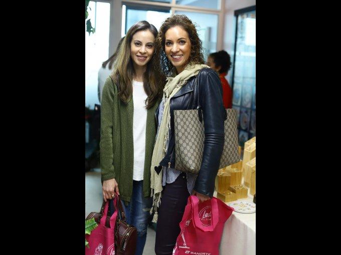 Daniela y Erika Córdoba