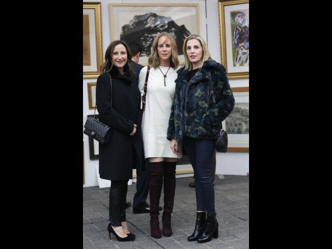 Angélica Cetto, Alejandra de la Vega y Tessy Adame