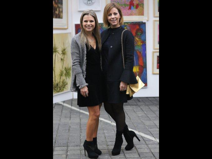 Érika Hernández y Katy de Pavia