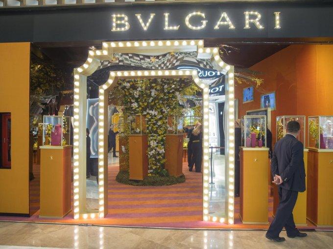 La firma también inauguró su primera boutique pop-up en América Latina, que estará abierta hasta el 29 de diciembre, al interior de El Palacio de Hierro Polanco