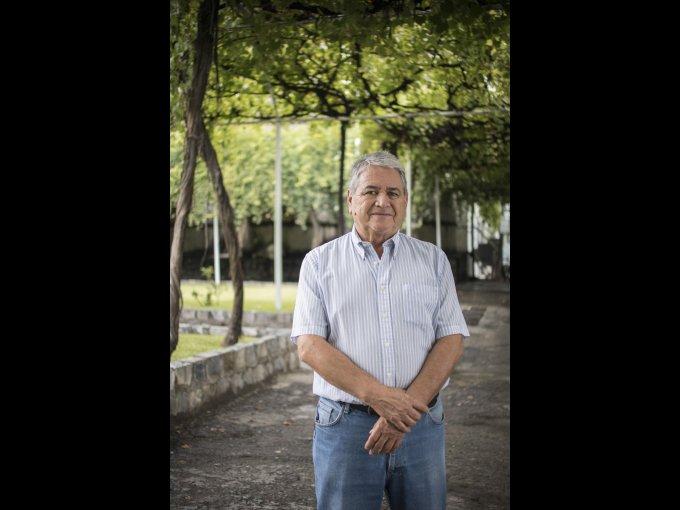 Francisco Rodríguez, enólogo de Casa Madero