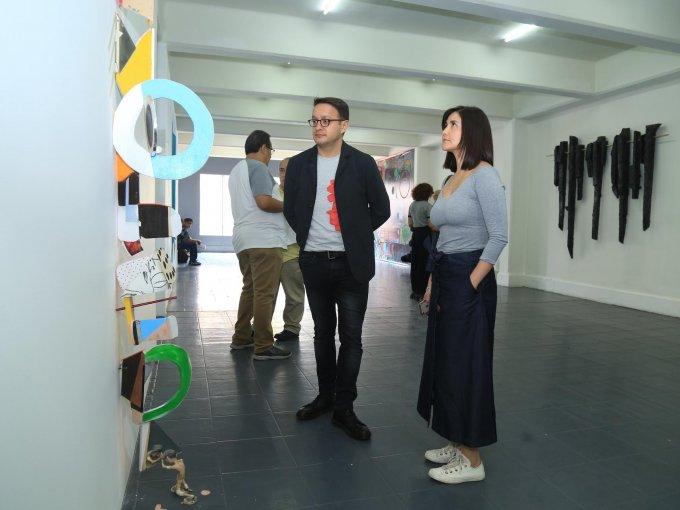 Luis Torres y Paola Duarte