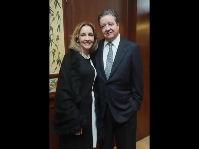 Lourdes Alonso y Manuel Alonso