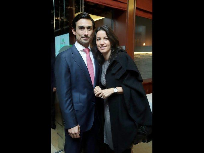 Miguel Ángel Cheschistz e Imelda De Alba