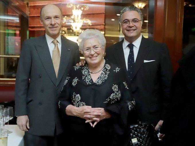 Justo Fernández Del Valle, Sandra Rivero Borrell y Martín Olavarrieta