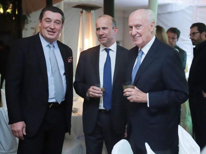Julien Debarle y Pierre Guiot