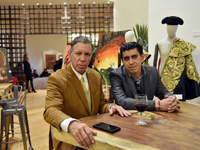 Paco Dóddoli y Juan Luis Silis
