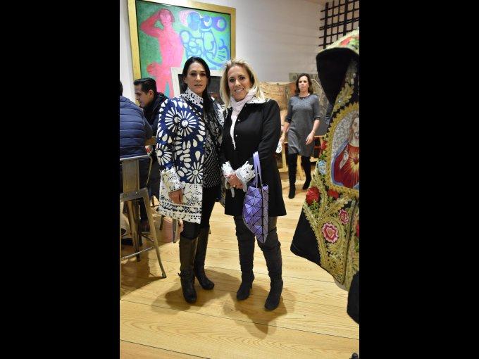 Victoria Kamaji e Ilana Leizorek