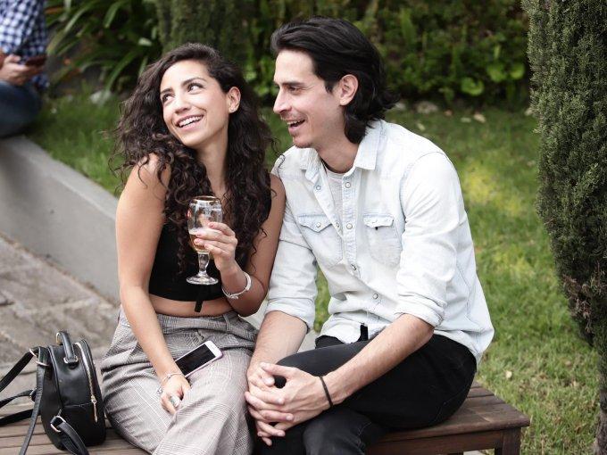 Karla Cruz y Alex Torres