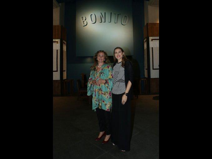 Mariam Ambrosi y María Piloni