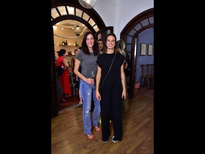 Mariana Canales y Alejandra Canales