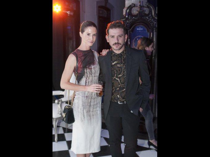 Juliana Gabassi y Alfredo Martínez