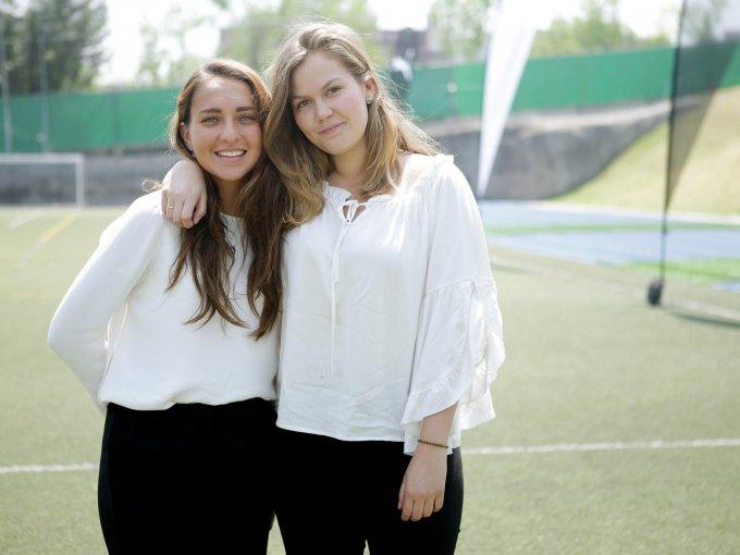Elisa Peimbert y Ana Staines