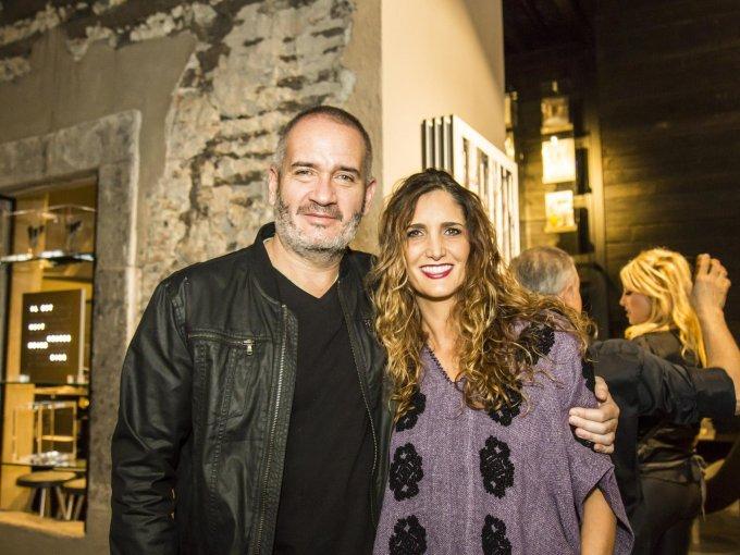 Tomás Urrutia y Erika González