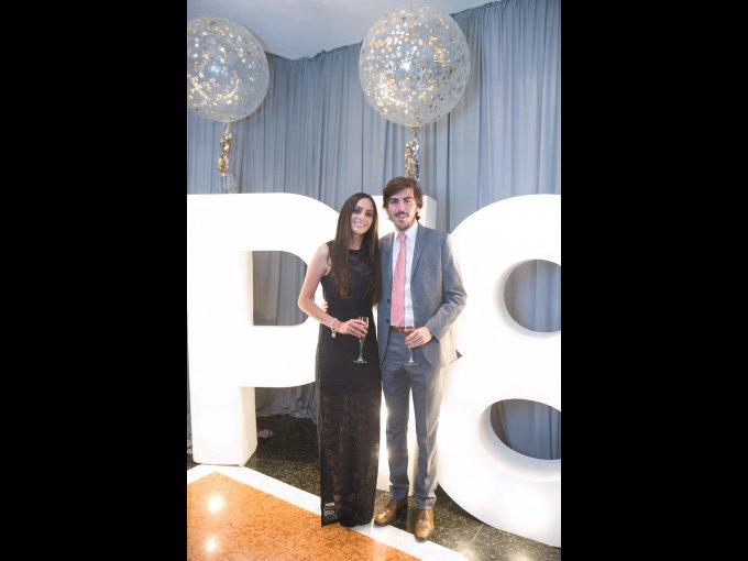 Valeria Oliver y Rafael Alatriste