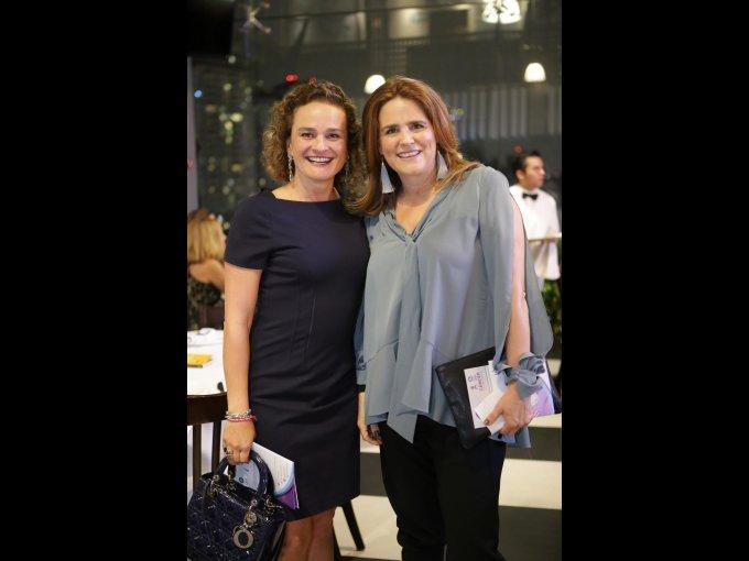 Cristal Ramírez y Neka Fernández Del Valle