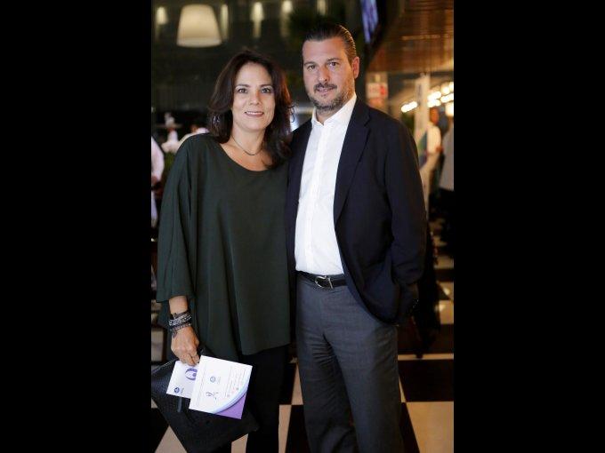 Camila Muñoz y Luis Gerardo García