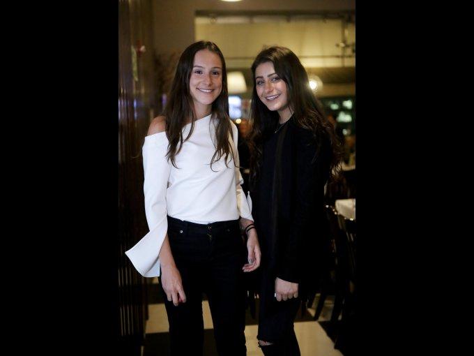 Alexis Barroso y Michelle Sarquis