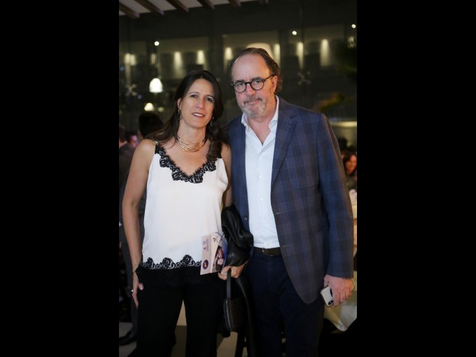 Jessica Peyrelongue y Luis Peyrelongue