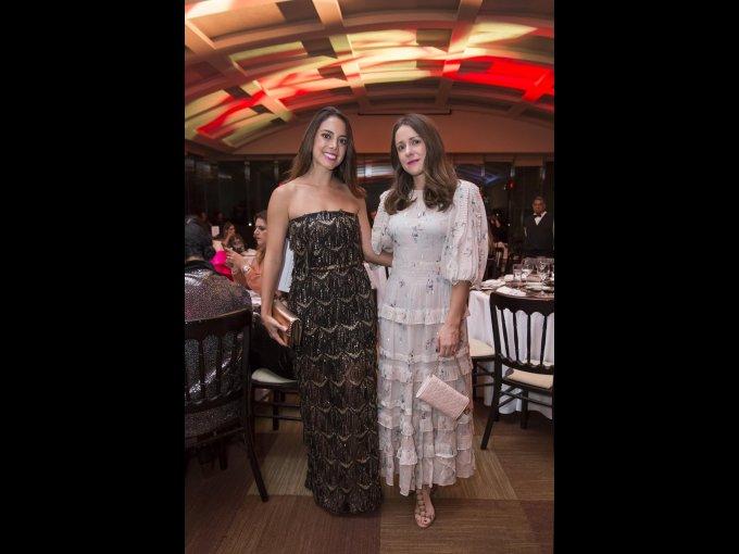 Ximena Chávez y Adriana Soto