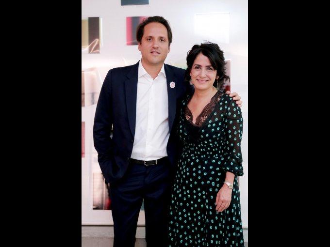 Fernando Yáñez y Edna Jaime