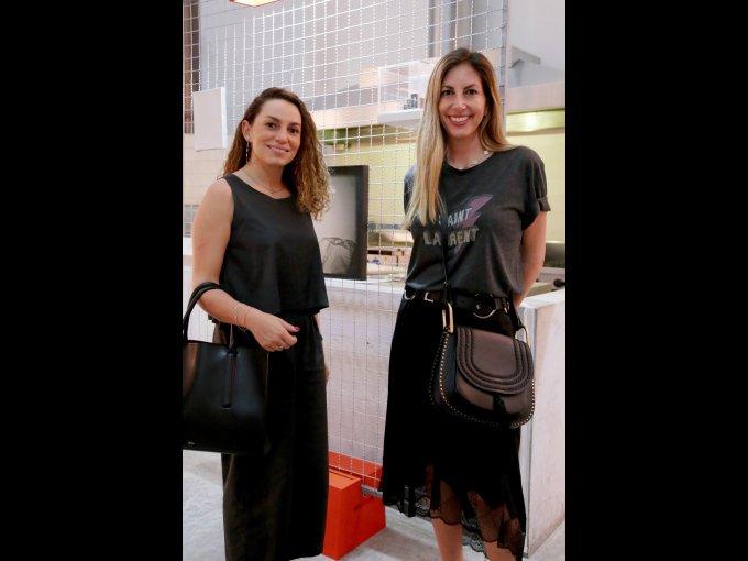 Ana Paula Zamacona y Vanessa Filio