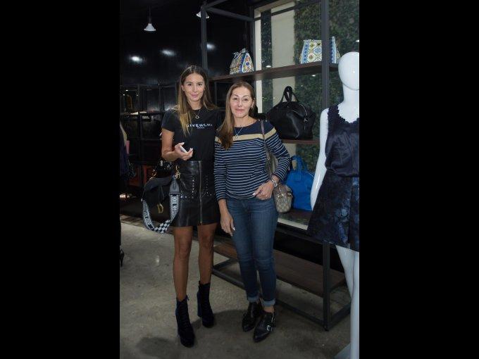 Pamela Arndt y Esther Arndt