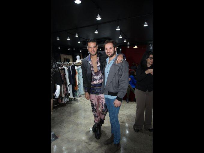 Yontob Achar e Isaac Cherem