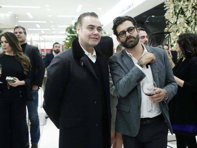 Sergio Landa y Carlos Navarrete