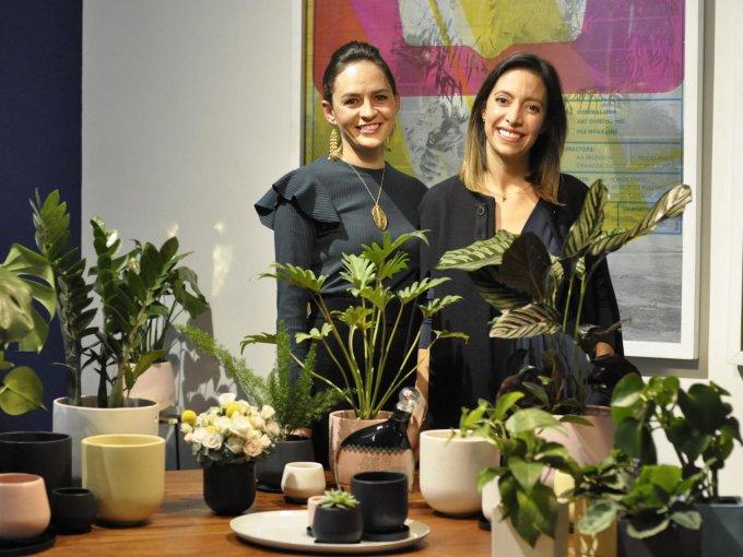 Ana Julia Carvajal y Alejandra de la Cerda