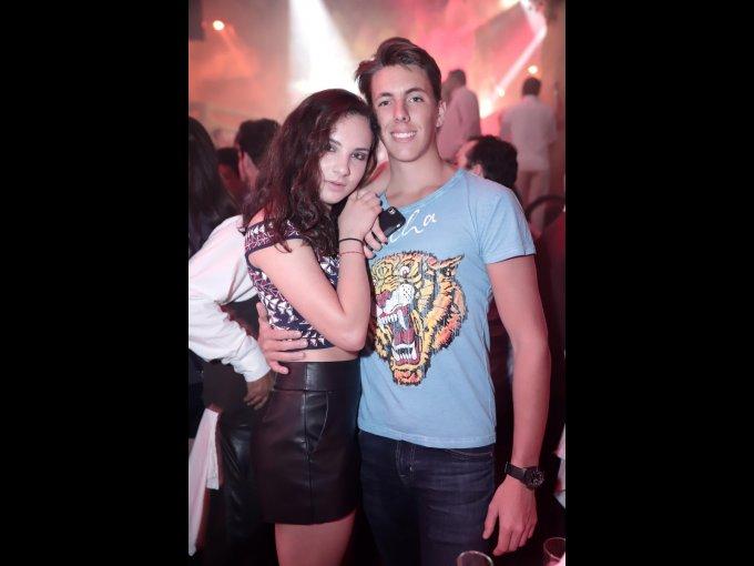 Laura Valdés y Luis Manuel Peralta