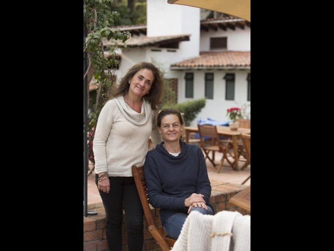 Alejandra López y Yoreme Hentschel