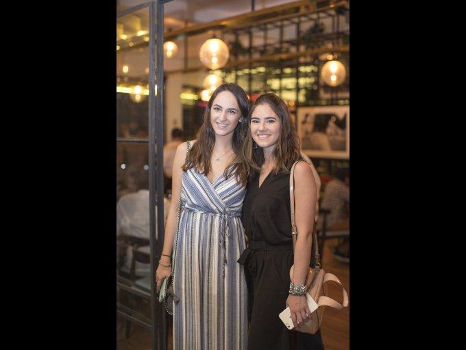 Natalia Vila y Loredana Matute