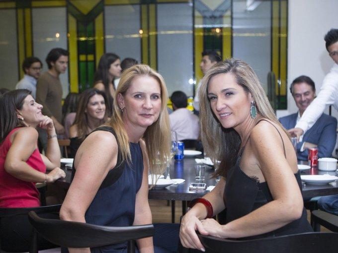Elena Vázquez y Viviana Rivas