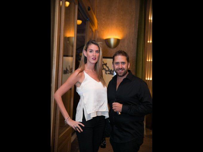Lorena Jiménez y Jorge Rojo de la Vega