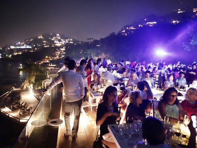 Hotel Las Brisas en Acapulco