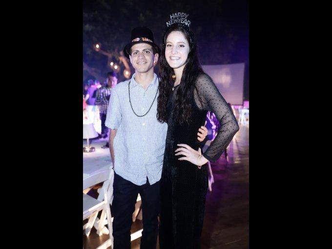 Michel Álvarez y Madison Álvarez