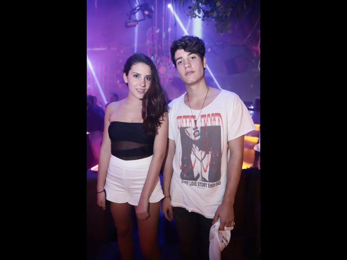 Sania Necoechea y Luca Necoechea