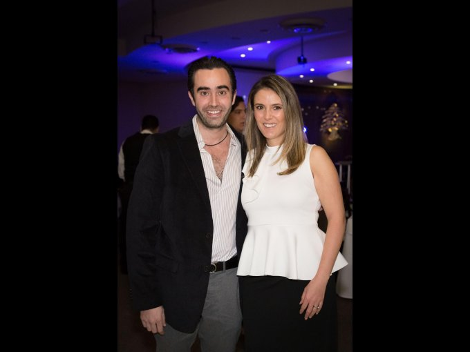 Rene Fajer y Jimena Rodríguez