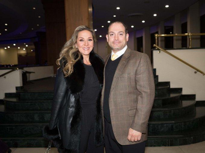 Adriana Harb y José Harb